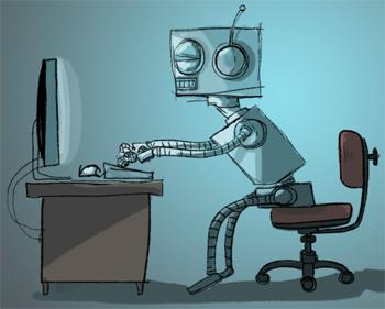 A fost publicata prima stire scrisa de un ROBOT