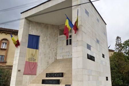Monumentul Rezistentei Anticomuniste – inaugurat la Huedin